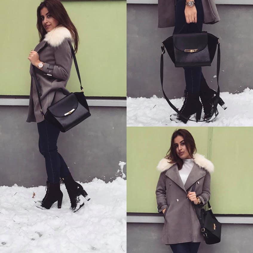 Zimný outfit 2020 - Inšpirujte sa 4