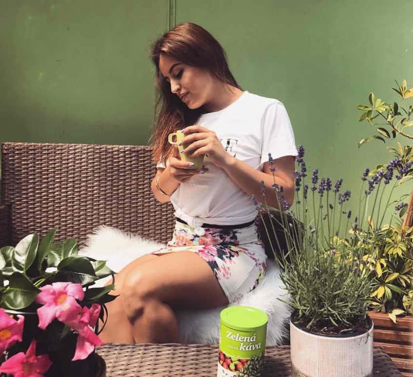 Môže zelená káva napomôcť k schudnutiu
