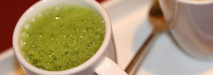 ako pripravit zelenu kavu