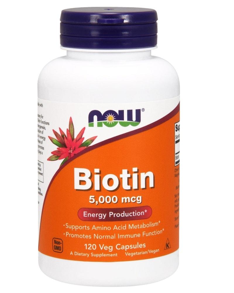 biotin na vlasy