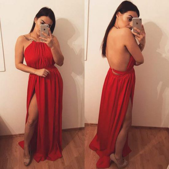 faea0ecfe29a1 dlhé elegantné šaty Archives | Happywoman.sk
