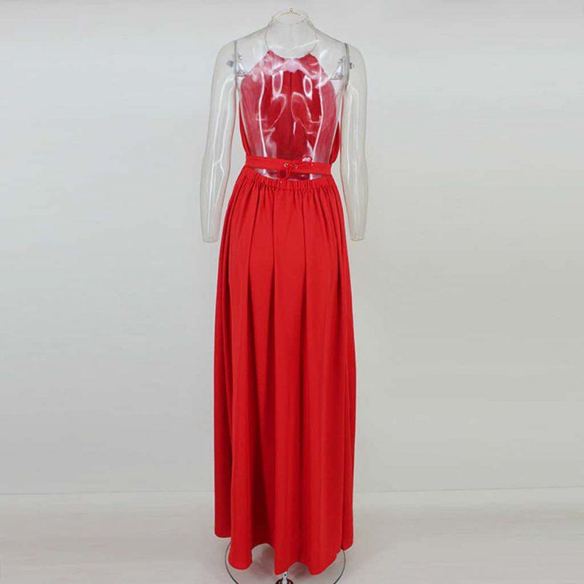f573d5316f19 Dlhé elegantné štýlové sexi šaty 2018