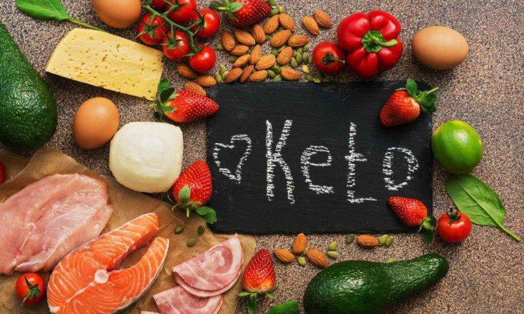 ketonova dieta jedlo