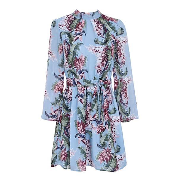 7a651c4aac5e Romantické kvietkované dámske šaty