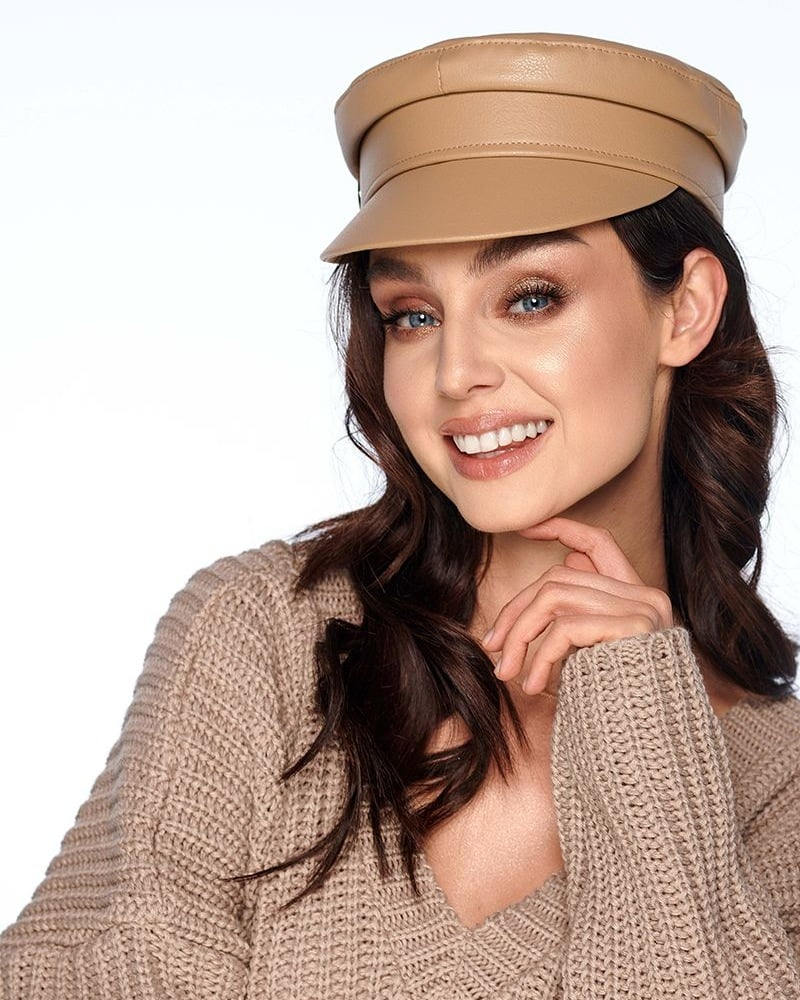 damska baretka
