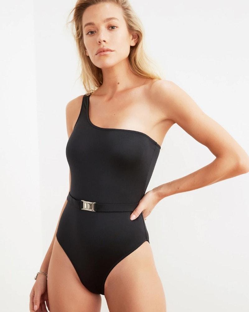 cierne damske plavky