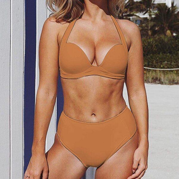 push up dvojdielne damske plavky telova