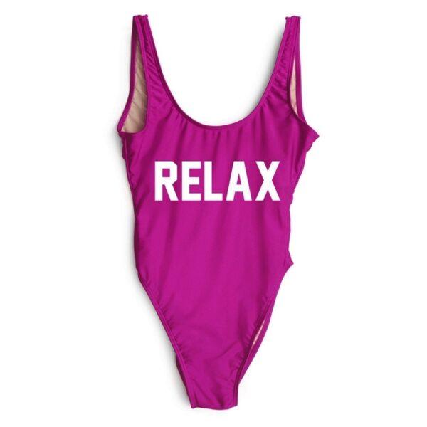 fialove jednodielne plavky