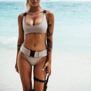 sive damske plavky