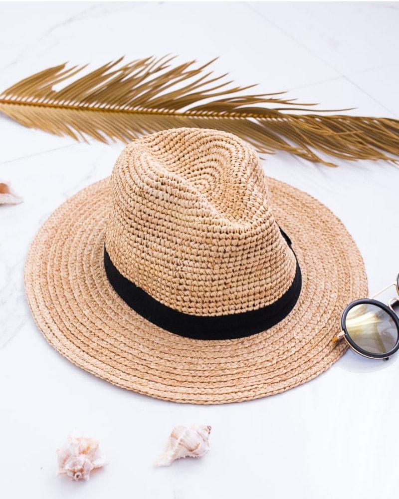 slamenné klobuky