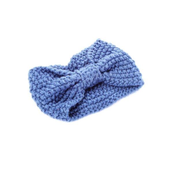 hruba celenka na zimu-modra