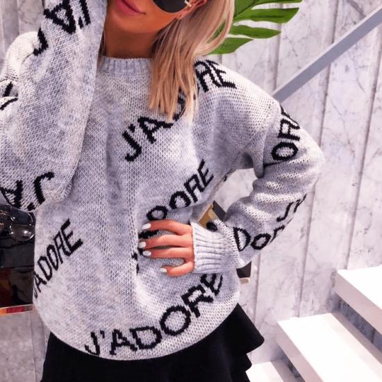 jadore sveter