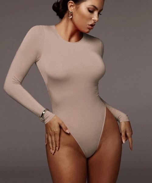 damske elegantne body
