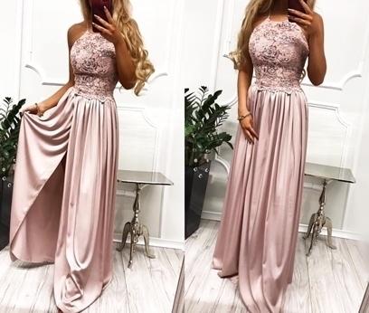 7064078aa161 Spoločenské šaty na svadbu. Tu si vyberie každá!