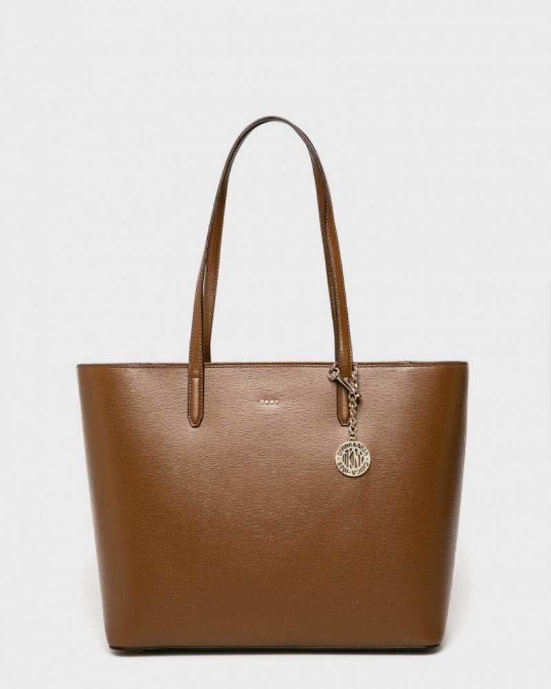 hneda kozena kabelka