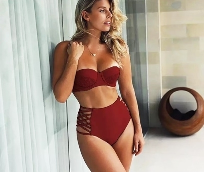 1dda42b40 Plavky s vysokým pásom sú čoraz žiadanejšie. | Happywoman.sk