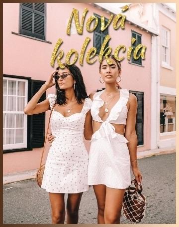 bdc86f59e94a Najštýlovejší obchod na Slovensku pre ženy!