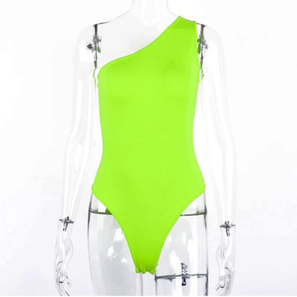 neonove body - zlta