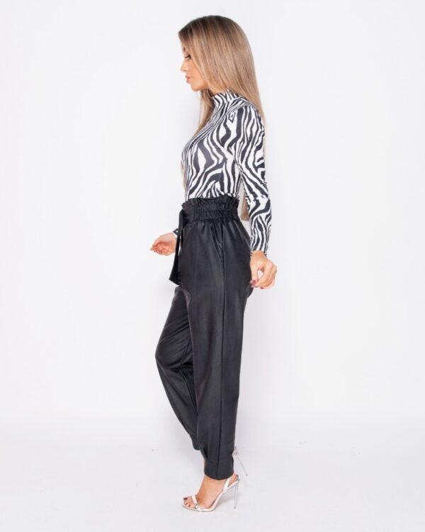 kozene damske dlhe nohavice