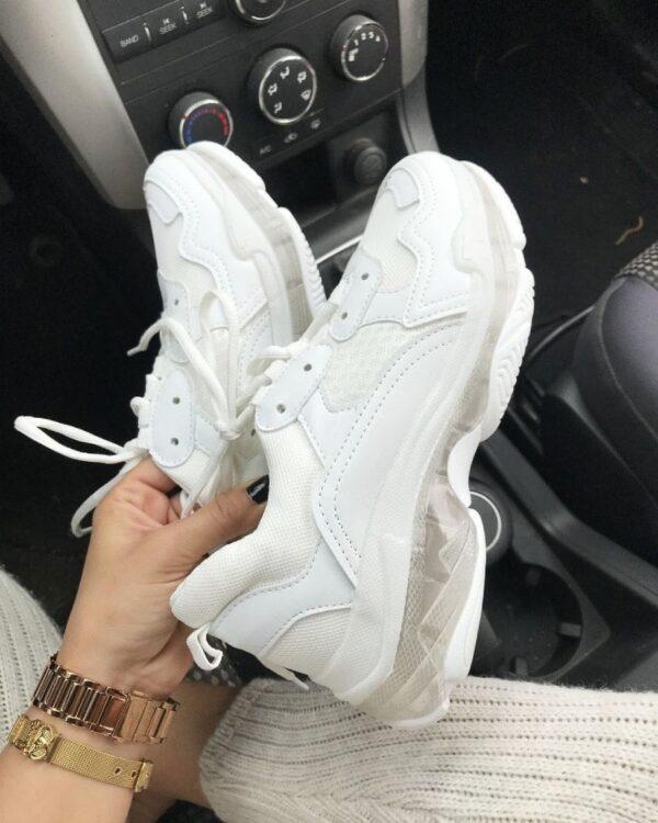 biele tenisky damske