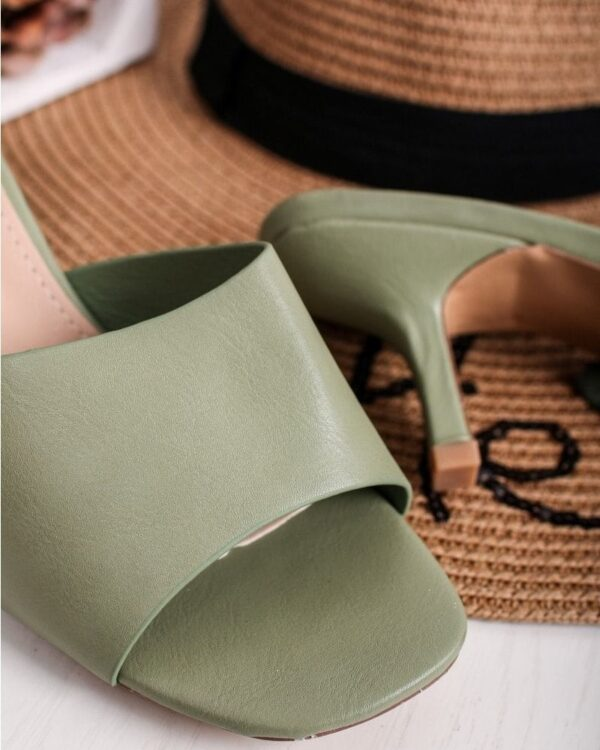 zelene damske slapky