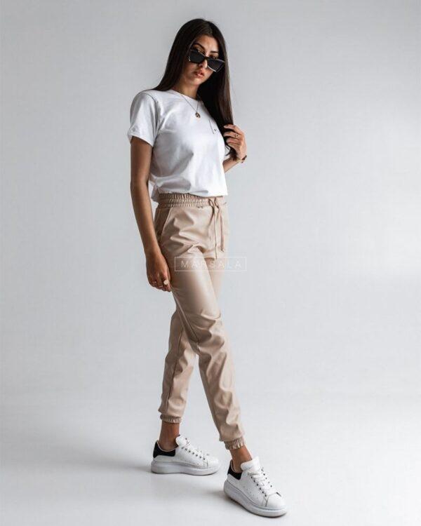 kozene damske nohavice