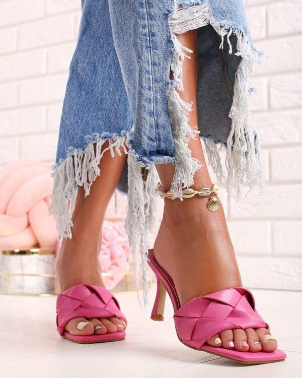 sandalky na tenkom opatku