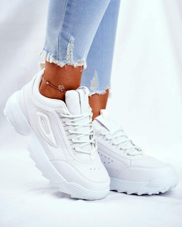 damske biele tenisky