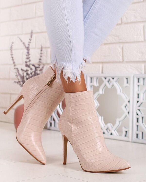 damske spicate cizmy