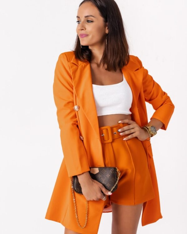 damske oranzove sako