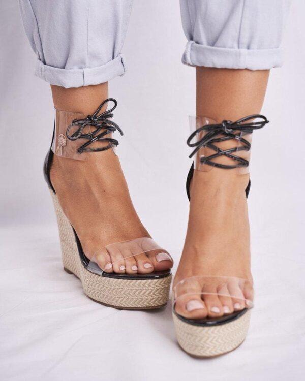 damske vysoke sandale