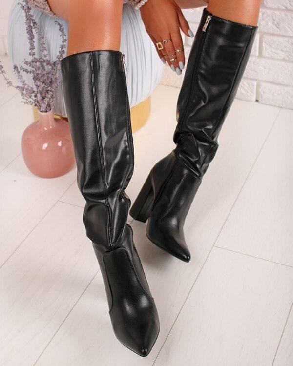 damske vysoke cizmy