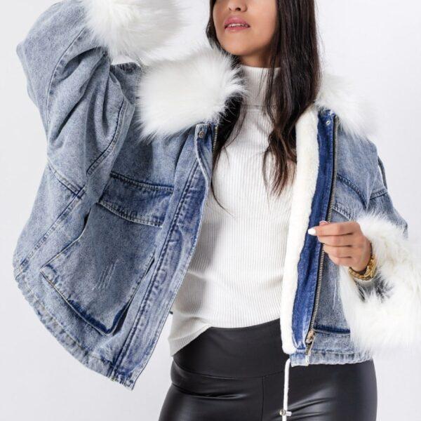 riflova zimna bunda