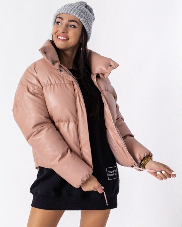 damska zimna bunda