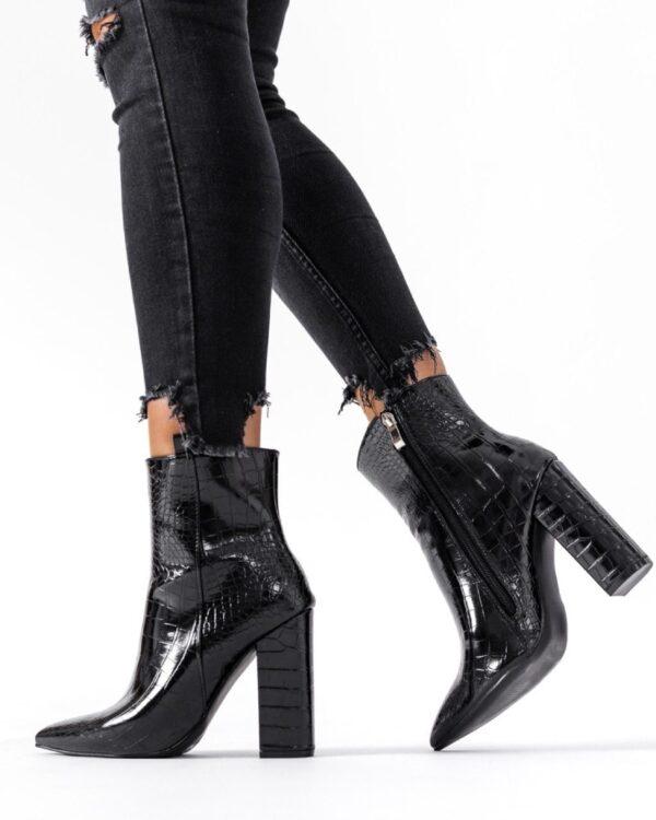 clenkove damske cizmy