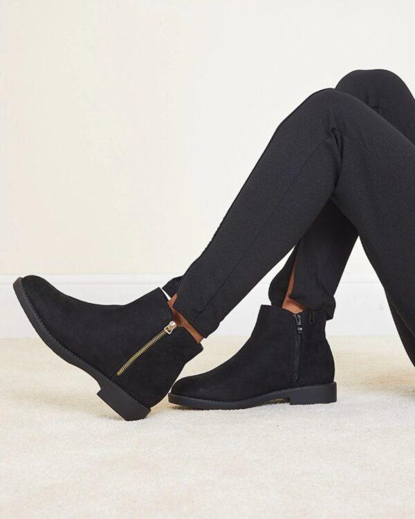 damske nizke cizmy