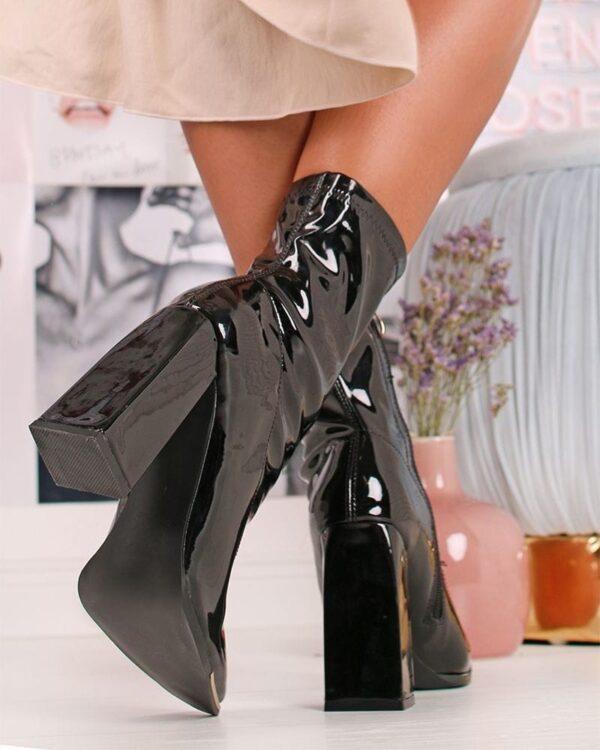 damske cierne cizmy
