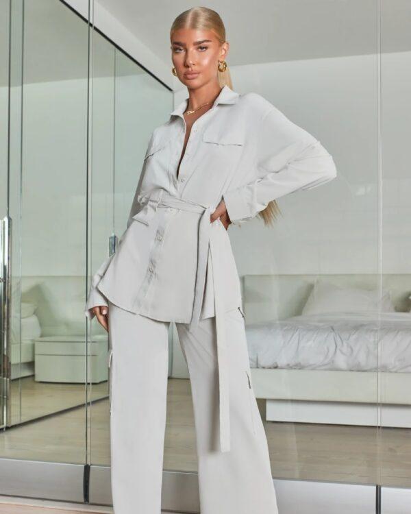 elegantna oversize bluzka