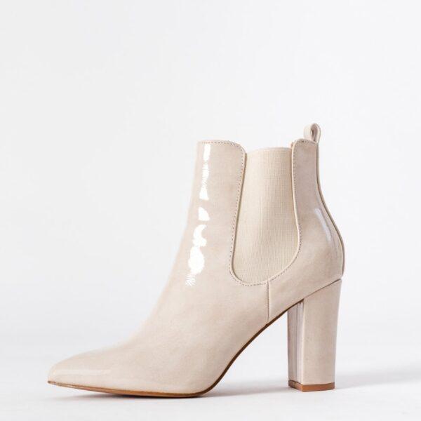 leskle damske cizmy