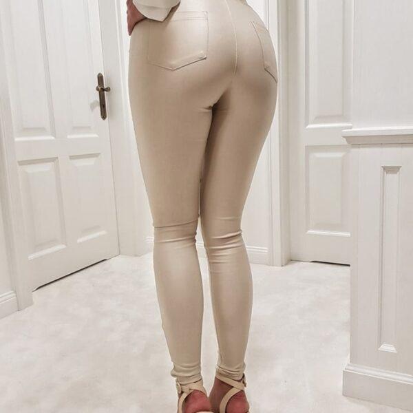 bezove leginove nohavice