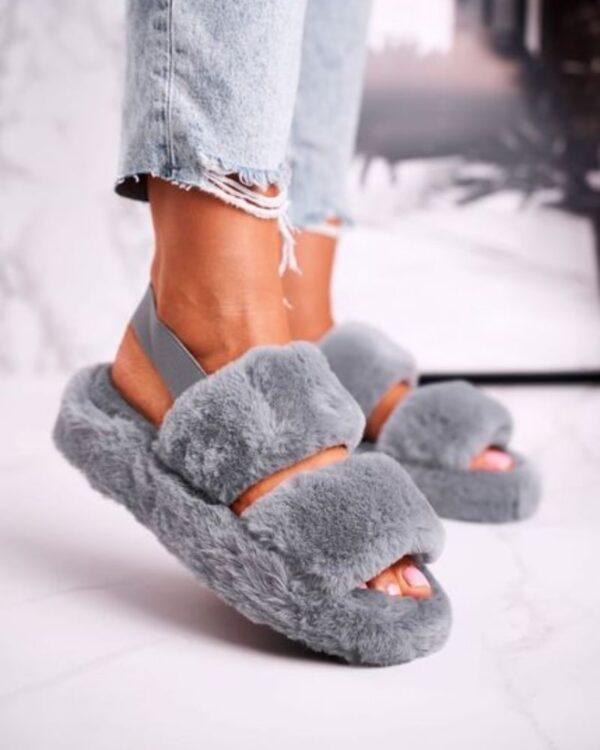 kozusinove papuce