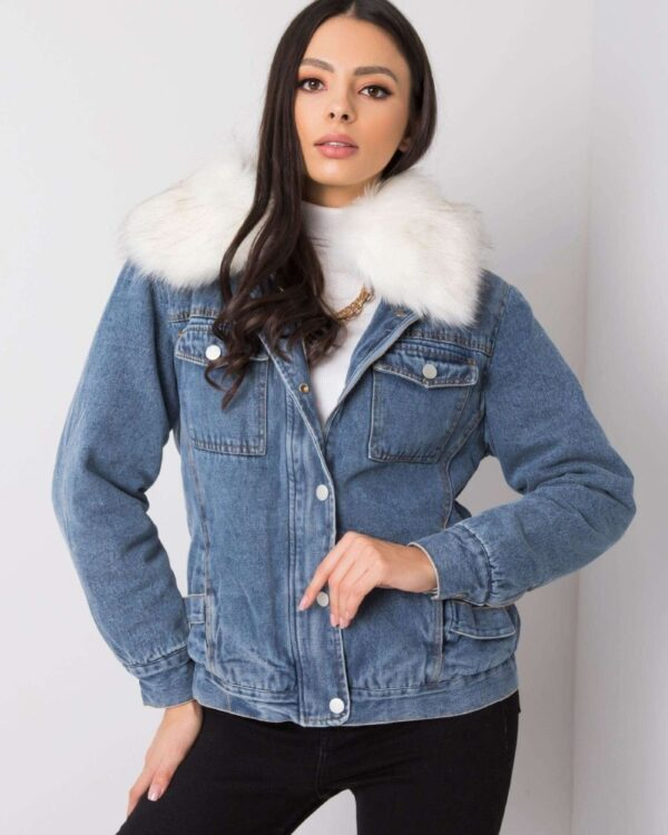 riflova bunda s kozusinou