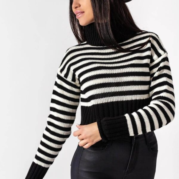 damsky pasikavy sveter