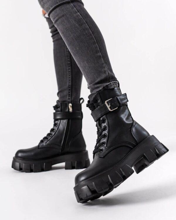 kozene damske cizmy