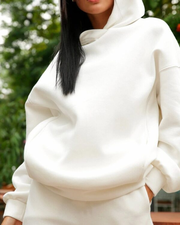 damska biela suprava
