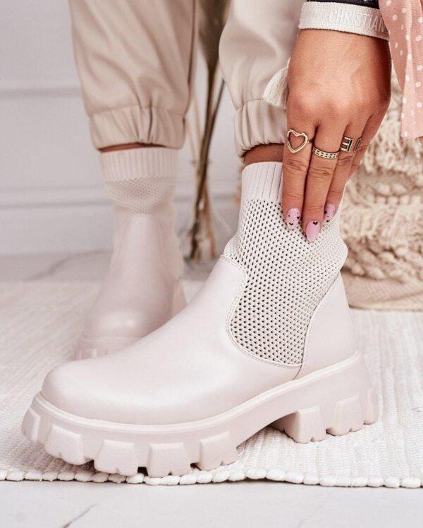 ponozkove damske topanky