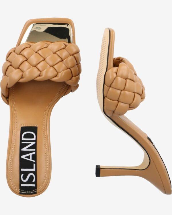 vysoke bezove sandale