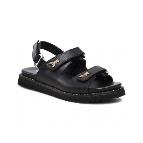 damske kozene sandale