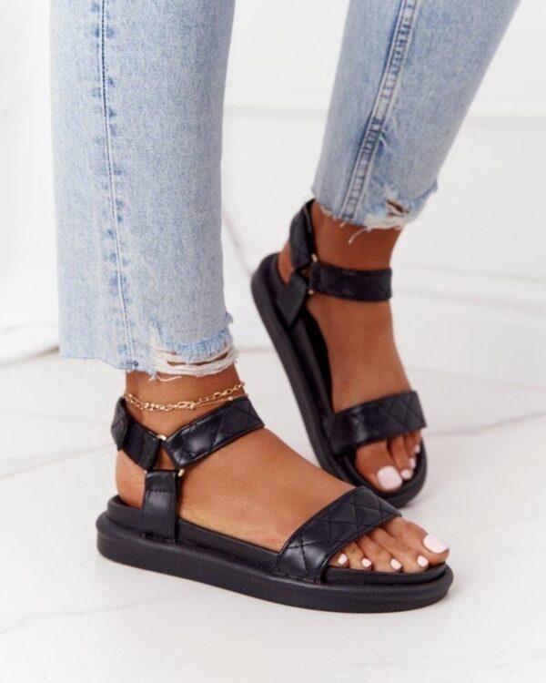 damske nizke sandale
