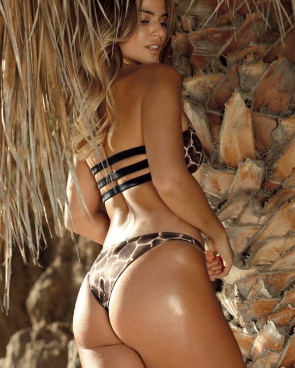 damske leopardie plavky
